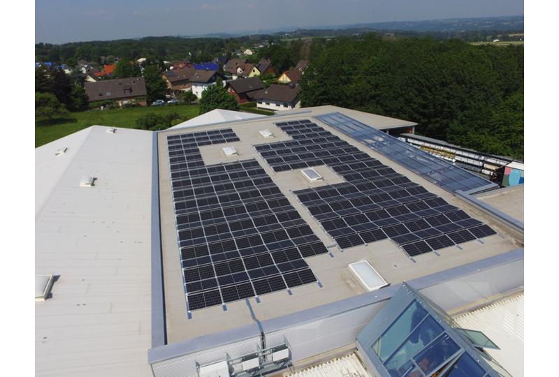 nachhaltige Fenster nachhaltig  produziert - Solarenegie von ROLF Fensterbau