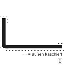 PVC-WinkelprKT weiß 25x 80x2,0 Baustoffe & Leisten & Griffe Shop rolf-fensterbau.de