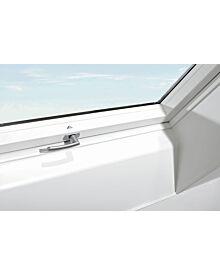 RotoQ Innenfutter weiß Längenteil 118 x 30 cm Dachfenster Innenfutter Längenteil Dachfenster Innenfutter rolf-fensterbau.de