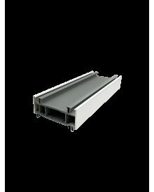 Verbreiterung 30mm weiß m. Stahl
