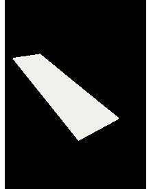 PVC-Flachleiste weiß   60x3,0