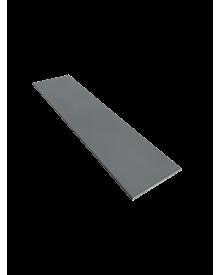 PVC-Flachleiste dekor  50x3,0 Basaltgrau 0128