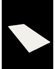 PVC-Flachleiste weiß  100x3,0