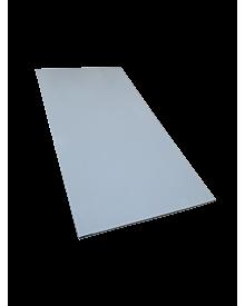PVC-Flachleiste dekor 100x3,0 Grau 0105