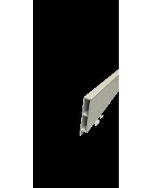 PVC-KammerprMN weiß  40x 7x1,0