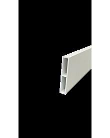 PVC-KammerprON weiß  40x 7x1,0