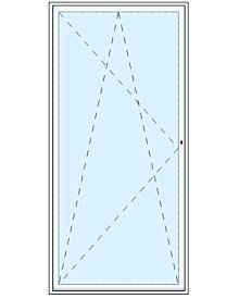 1 tlg. Fenster mit Ober-oder Unterlicht Comfortline Fenster Fenster rolf-fensterbau.de